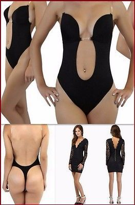 5d8ab8eaa1546 Backless-Full-Body-Shaper-Thong-Convertible-Seamless-Low-Back-Max-Cleavage