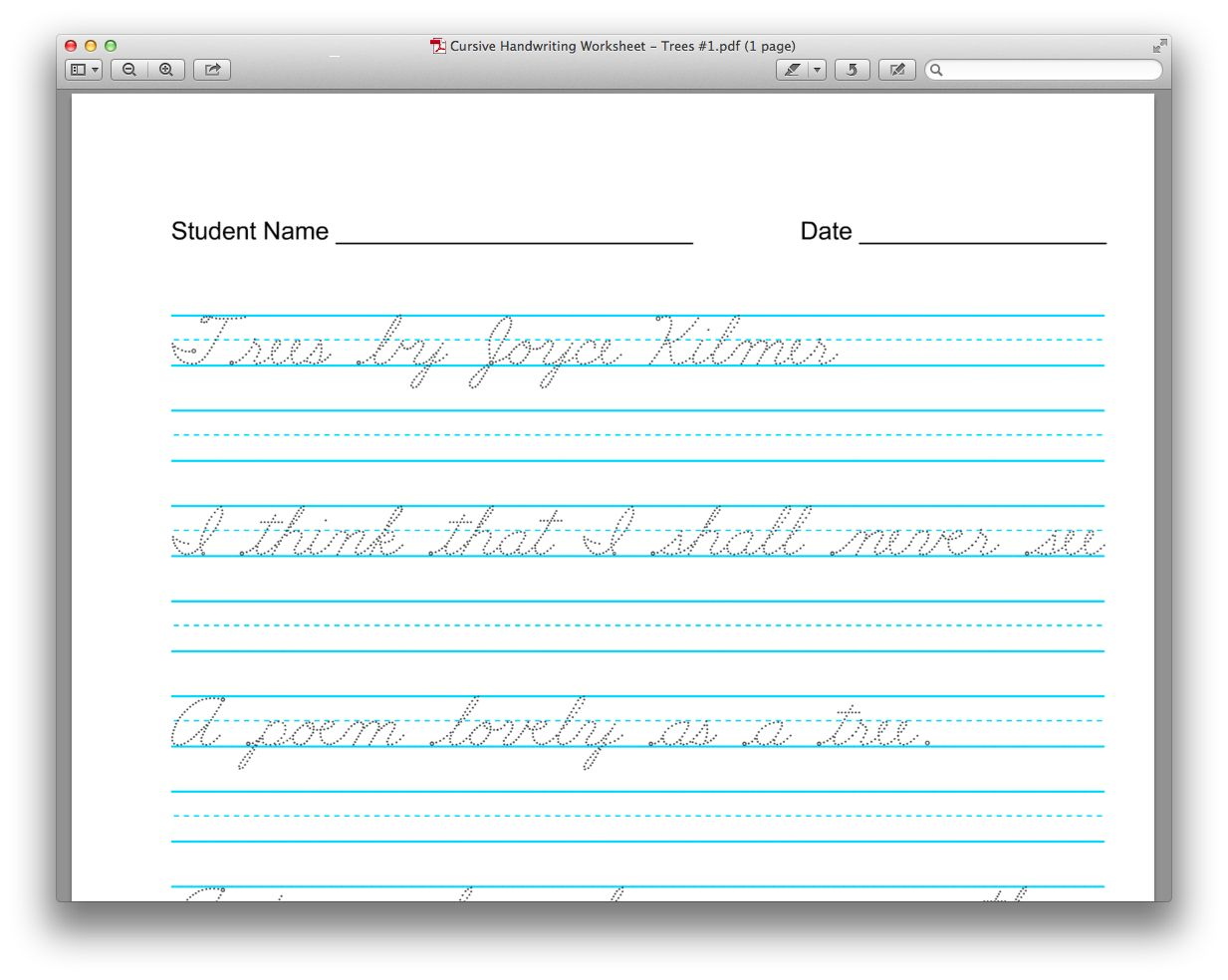 Useful And Free Resource Customize Your Copywork Copywork Handwriting Worksheet Maker Handwriting Worksheets