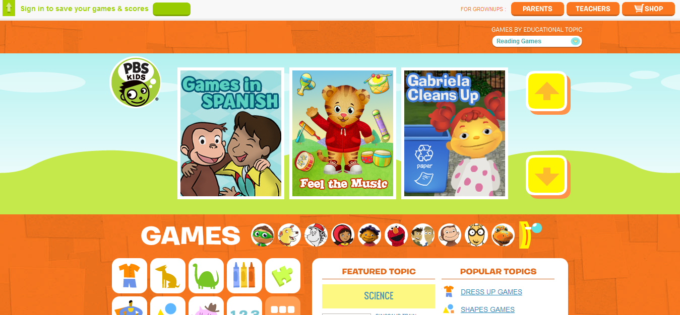 Pbs Kids Video Android Apps On Google Play Buy Shows From Google Play Or Pbs Kids Pbs Kids Video Is A Key Part Of Pbs Kids Games Pbs