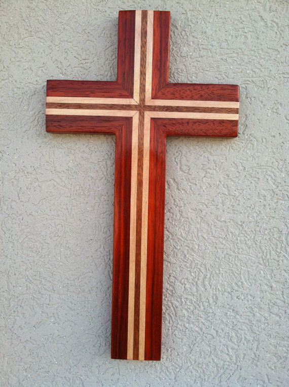 Hand Made Wood Cross By Creativependesign On Etsy 45 00