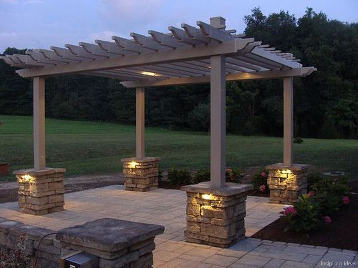 Gorgeous Pergola Ideas For Backyard 62 Garden Landscape Design Outdoor Pergola Pergola Garden