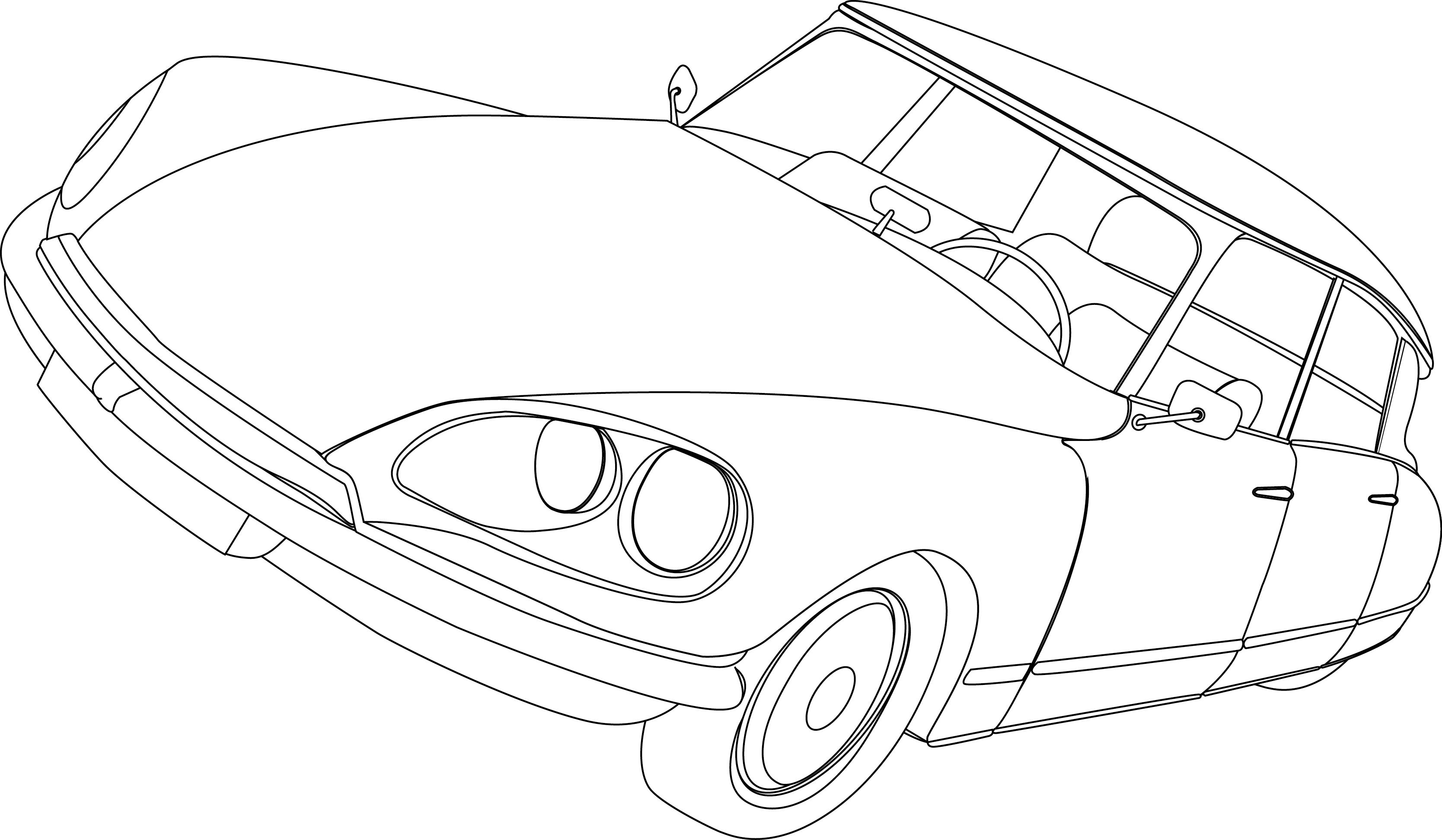 1969 citroen ds pallas illustration hmmmm could be quite a nice Ferari Sports Car 1969 citroen ds pallas illustration hmmmm could be quite a nice single line tattoo k