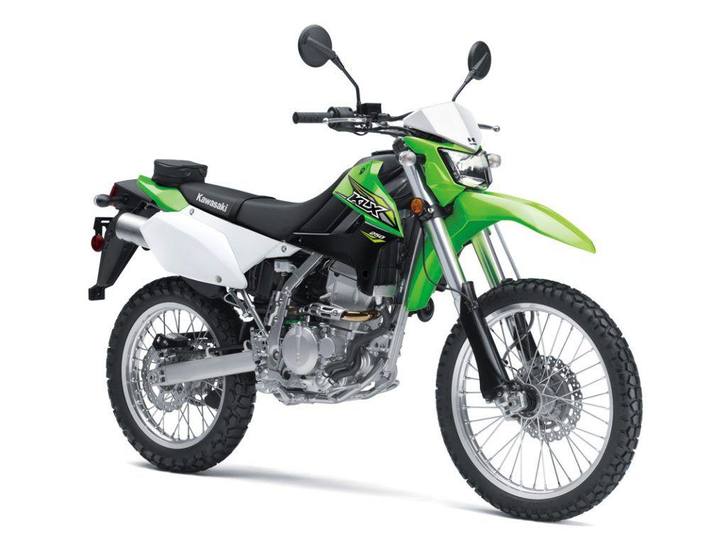 2018 Kawasaki KLX250 revealed in USA; sales start from