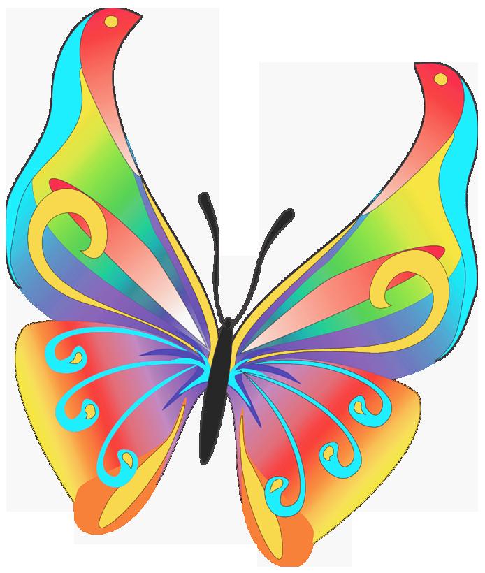 free clipart images butterfly clipart best butterflies rh pinterest com Cute Butterfly Clip Art Free Free Butterfly Clip Art Black and White