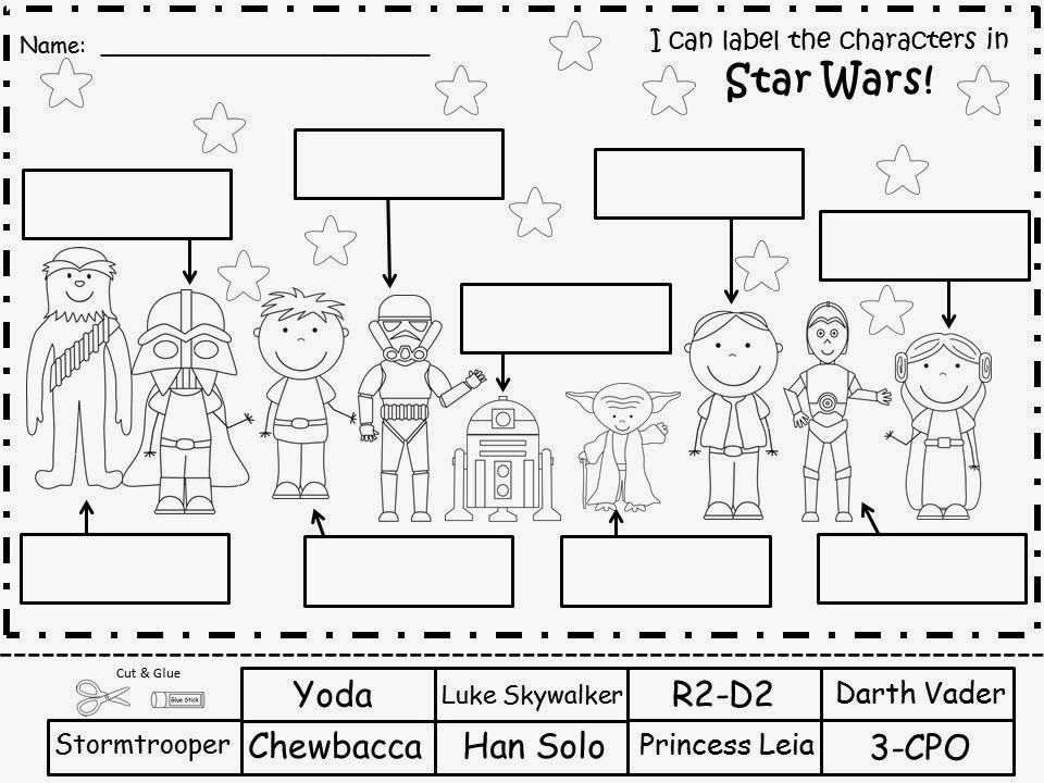 Fairy Tales And Fiction By 2   Star wars activities, Star ...