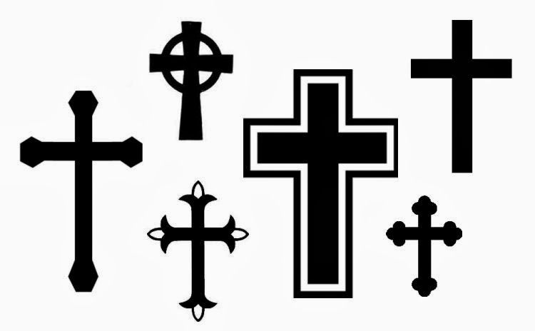 Cross Collection Free SVG vector download (The Free SVG
