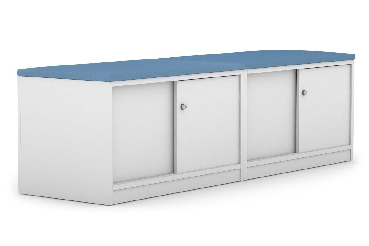 Kl Low Sliding 4 Door Credenza Top