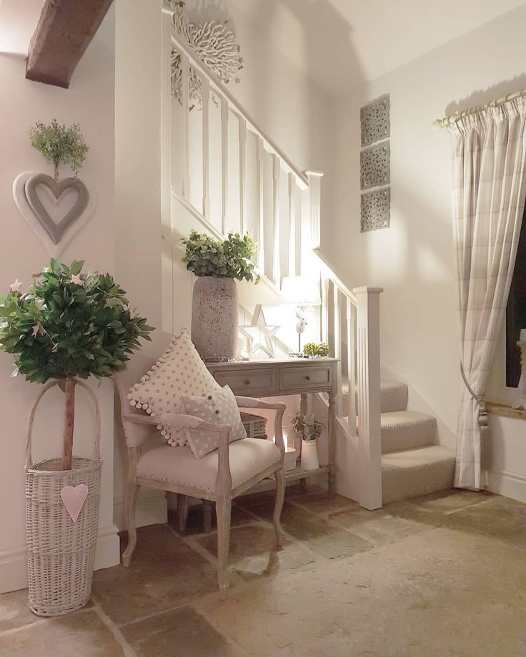 Romantic Homes Decorating: Image May Contain: Table And Indoor In 2020