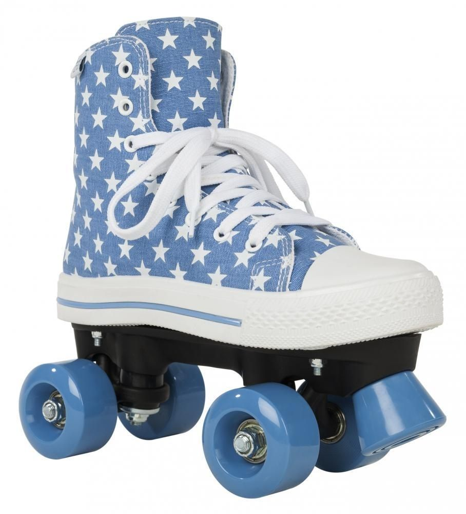 Rookie's Iconic Plimsoll Roller Skate With Fresh New