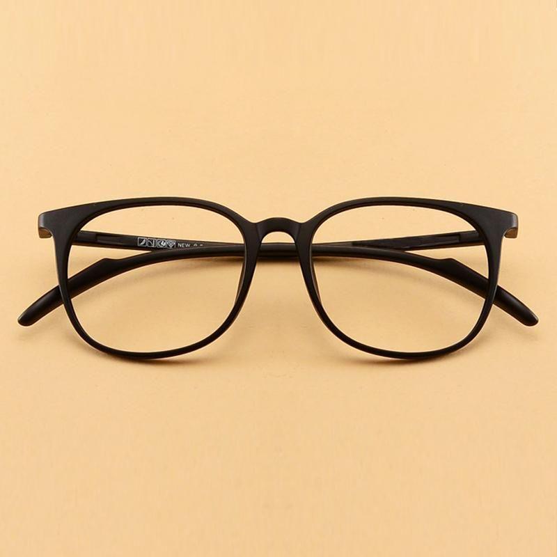 Myopia glasses ultra-light tr90 myopia glasses frame vintage big box ...