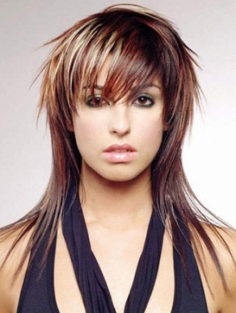 Beautiful Long Hairstyles Shaggy Long Hairstyles With Bangs For Straight Hair Hairstyles