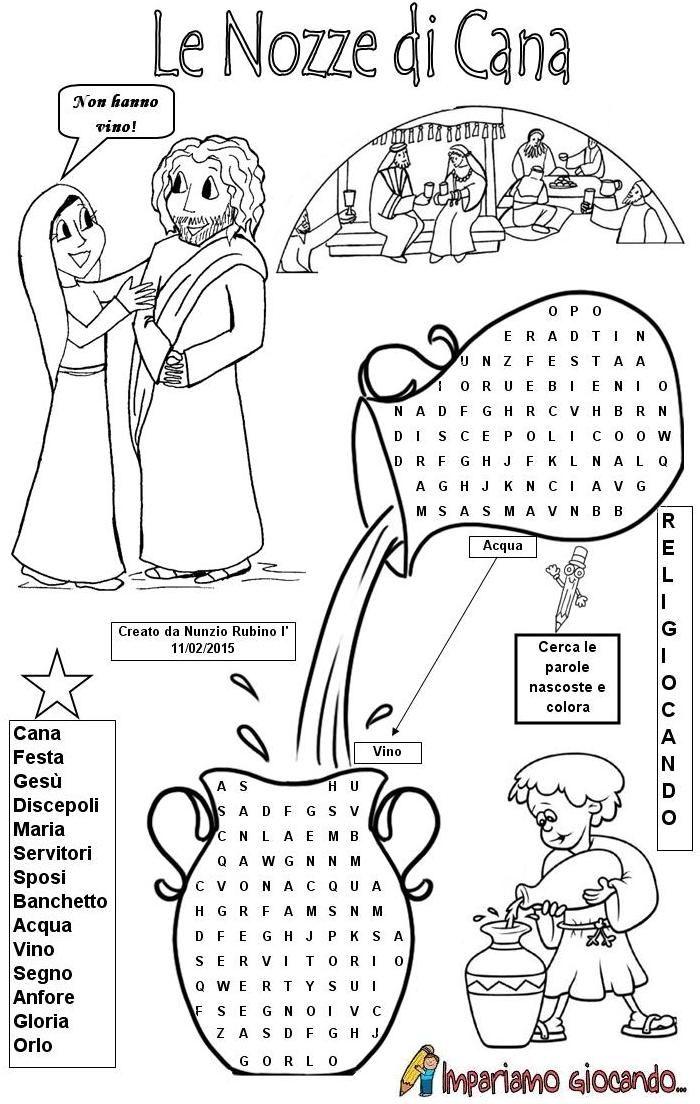 Risultati immagini per religiocando i miracoli mos acqua - Foglio da colorare della bibbia ...