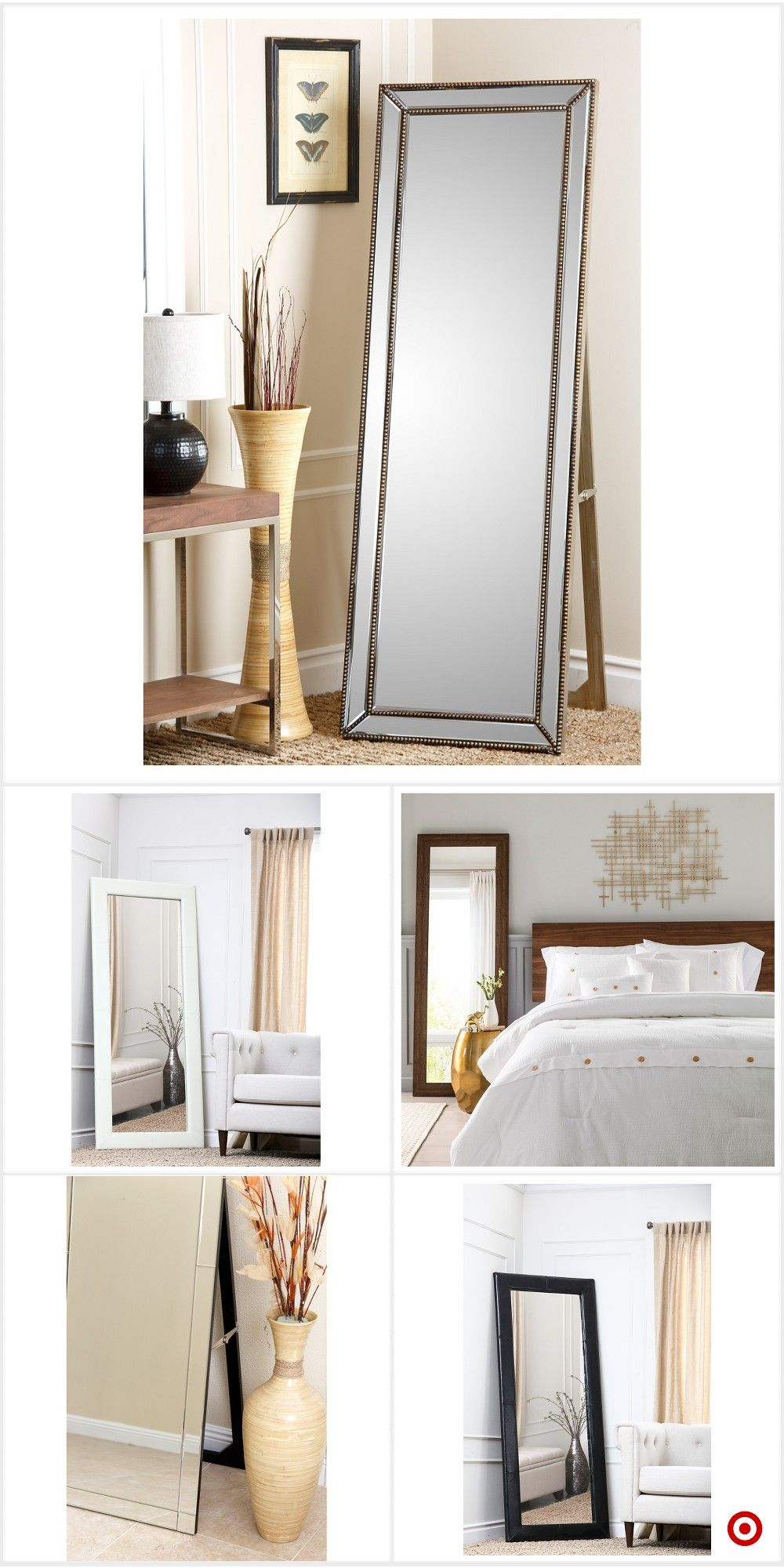 10 Full Body Mirrors That Will Look Great In Any Room In 2020 French Country Mirrors French Country Bedrooms Modern Floor Mirrors
