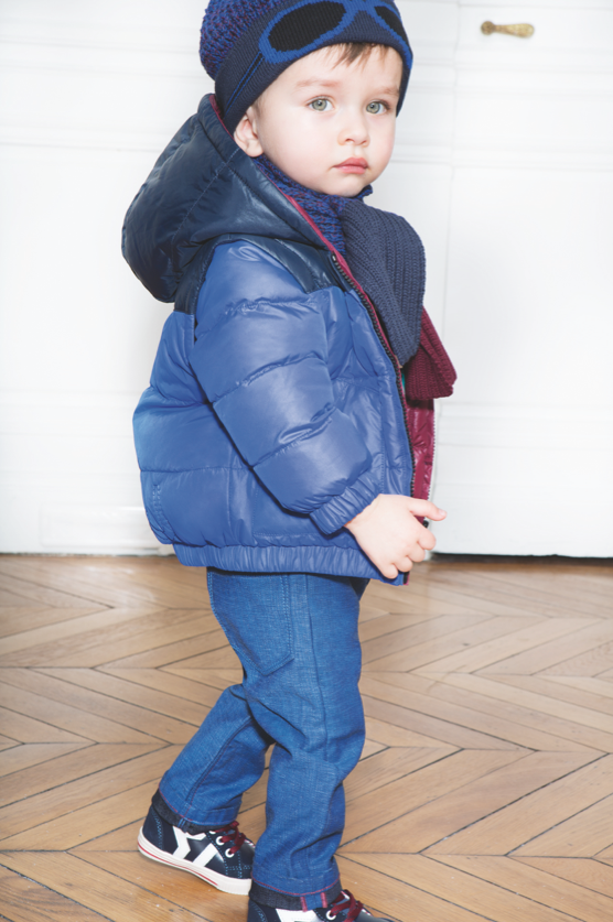 Babies fashion - Little Marc Jacobs - Fall-Winter 2014 Collection
