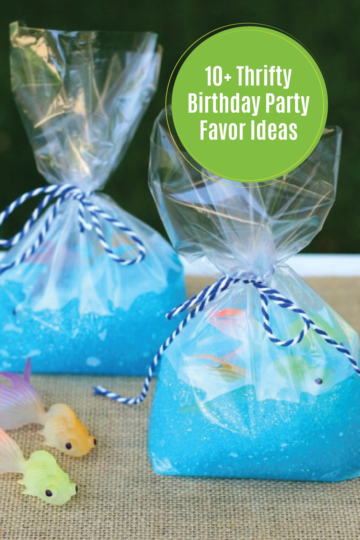 Budget Birthday Favor Ideas Party Favors For Kids Birthday