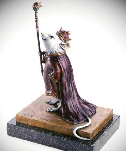 The Mouse King by Kim Kori