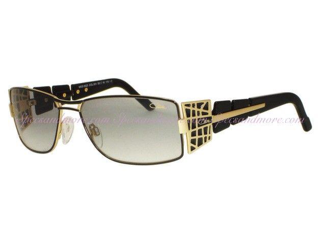 15fba4987c Genuine Cazal 9020 001 Black Sunglasses | CAZAL SUNGLASSES | Cazal ...