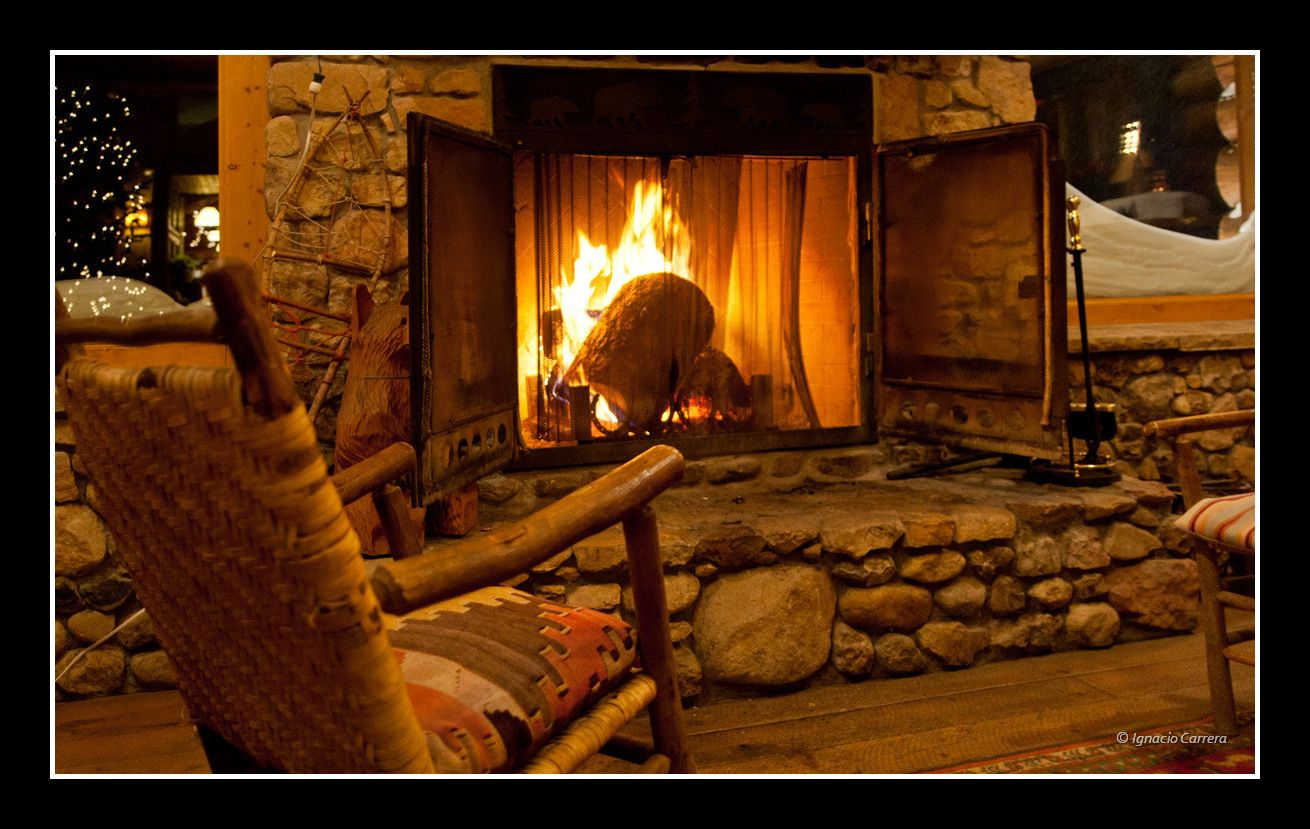Nothing Better Than A Roaring Fire On A Cold Winter S Night Come