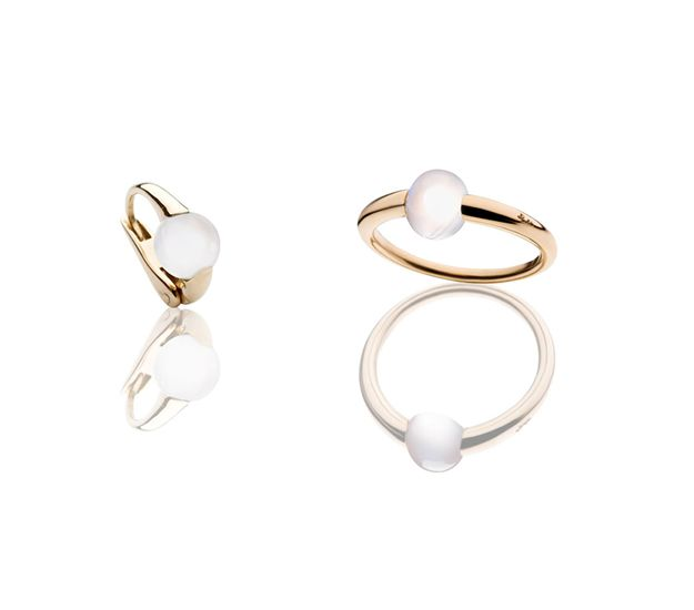 I want the earrings
