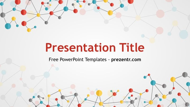 free science powerpoint template prezentr ppt templates