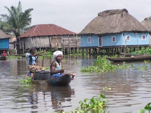 Vacation, Senya Beraku Ghana Africa West Africa Chil #