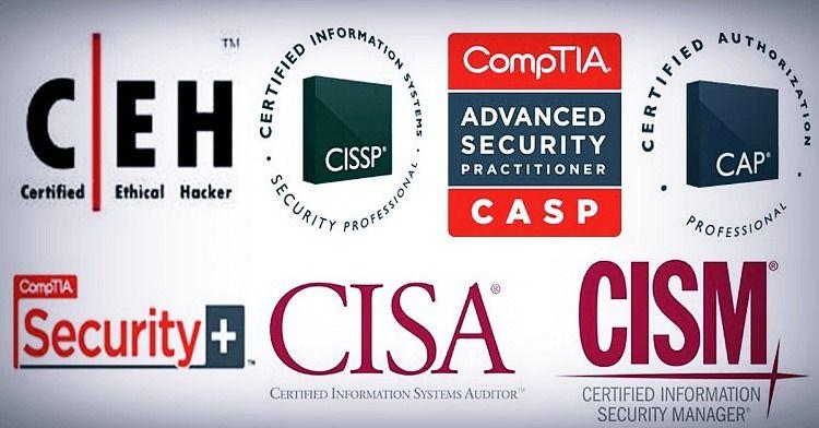 أقوى 10 شهادات في مجال تكنولوجيا المعلومات It Tech Company Logos Company Logo System