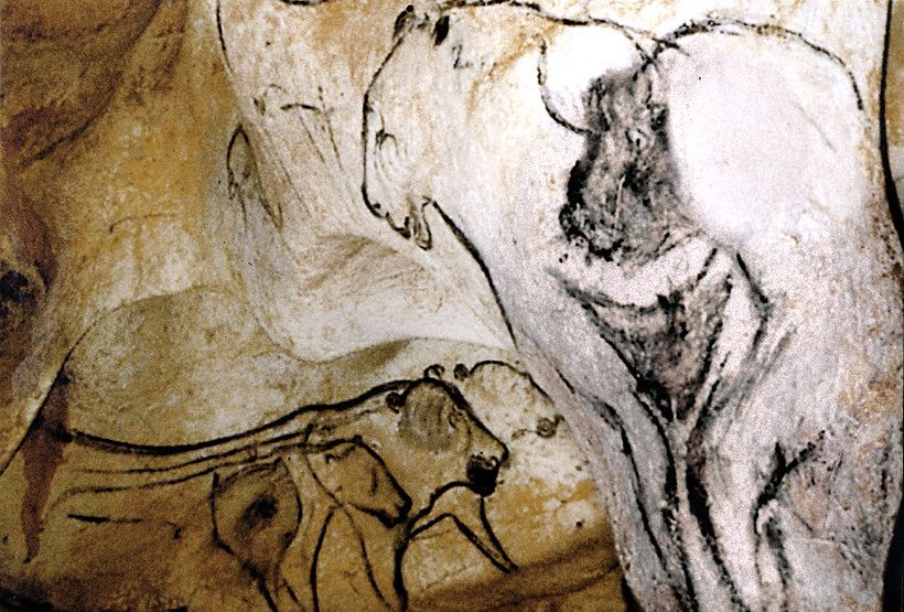 The art of Chauvet cave 78a9aa99657729746f68fb4125586751