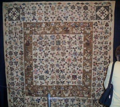 Repro Quilt Lover: 19th C. Folk Art - Chicago 3