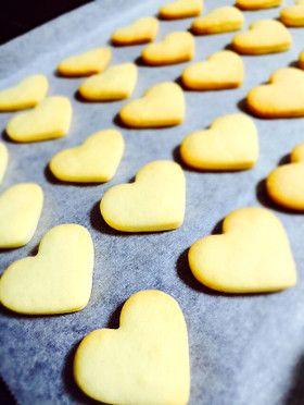 簡単 クッキー の 作り方 簡単やみつきクッキー♪卵なしでサクサク☆