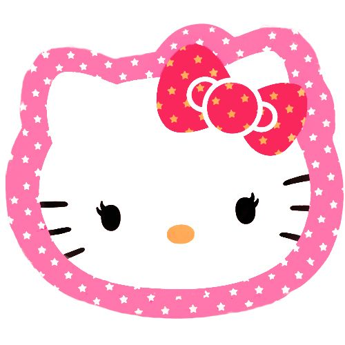 Hello Kitty Birthday Large Shaped Paper Plates (8ct)  sc 1 st  Pinterest & Hello Kitty Birthday Large Shaped Paper Plates (8ct) | Hello Kitty ...