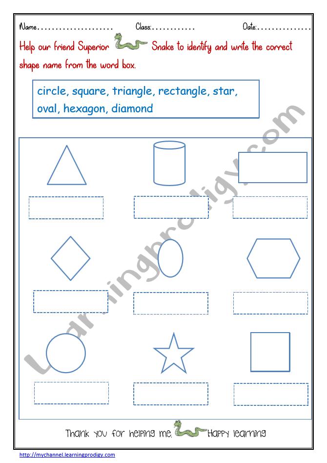 Shapes Worksheet For Kindergarten Printable Shapes Worksheet Math Shapes For Kids Shapes Worksheet Kindergarten Kindergarten Worksheets Kids Math Worksheets