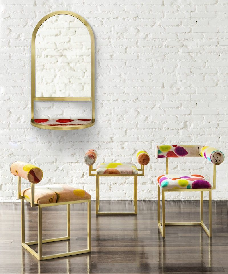 Design Stoelen 2e Hands.Awaiting Furniture Collection By Giorgia Zanellato Eetkamer