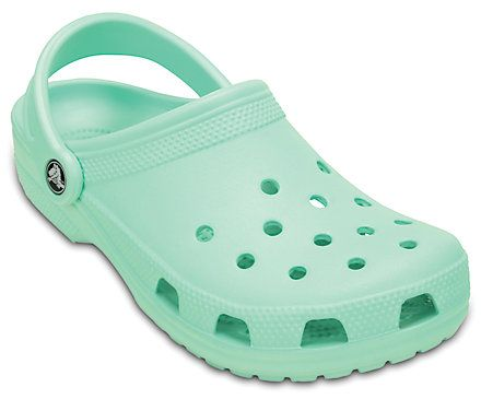 be751cb0 Get comfy with our ergonomic Crocs™ Classic clog. Durable, lightweight, and  H20-friendly for beach, boat, or pool. Free shipping on qualifying orders.