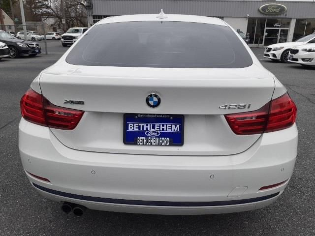 2015 Bmw 4 Series 428i Xdrive Gran Coupe For Sale In Bethlehem Pa