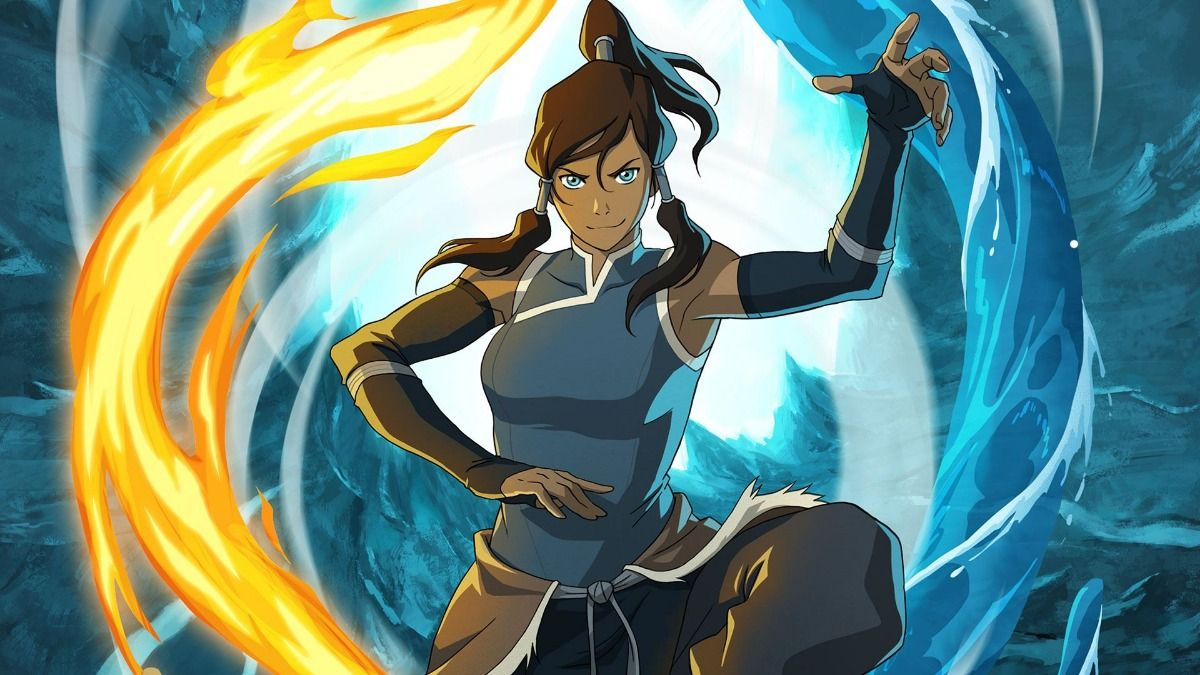 A Lenda De Korra Esta Disponivel No Catalogo Do Amazon Prime Video