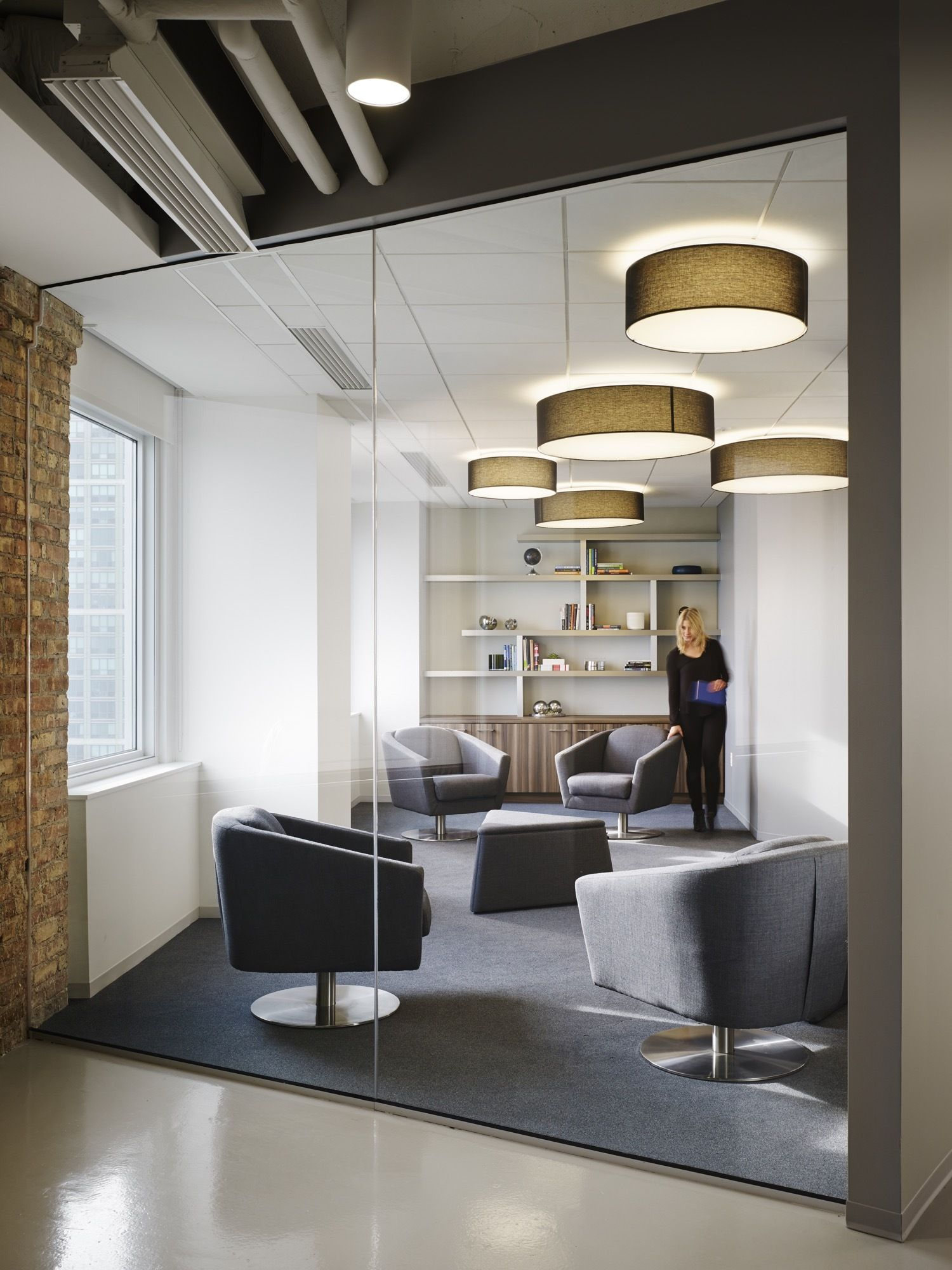 Gallery Of Prescient Offices / Perkins+Will