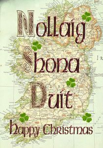 Merry Christmas In Irish.Found On Irish Gifts Blessings Com Irish In 2019 Irish
