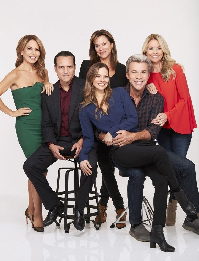 The look lovely cast of General Hospital 2019 can you name them all