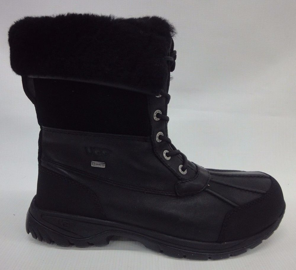 ae9cd86adbf UGG Mens Butte Boots 5521 Black Size 14 BRAND NEW!!! #UGGAustralia ...