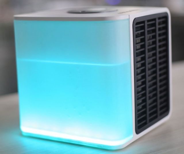 Evapolar Personal Air Conditioner Cool Stuff Window
