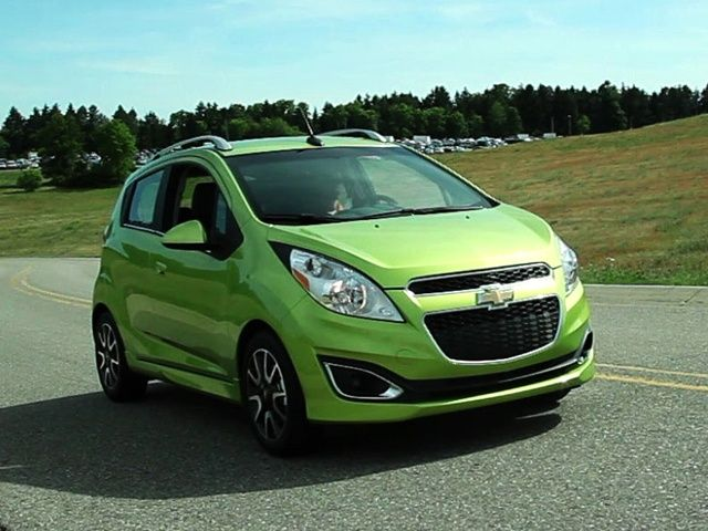 Chevrolet Beat Facelift Chevrolet Chevrolet Spark New Cars