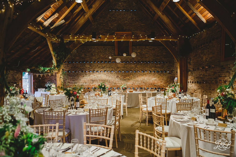 Bedern Hall & Poppleton Tithe Barn Wedding - Leeds and ...