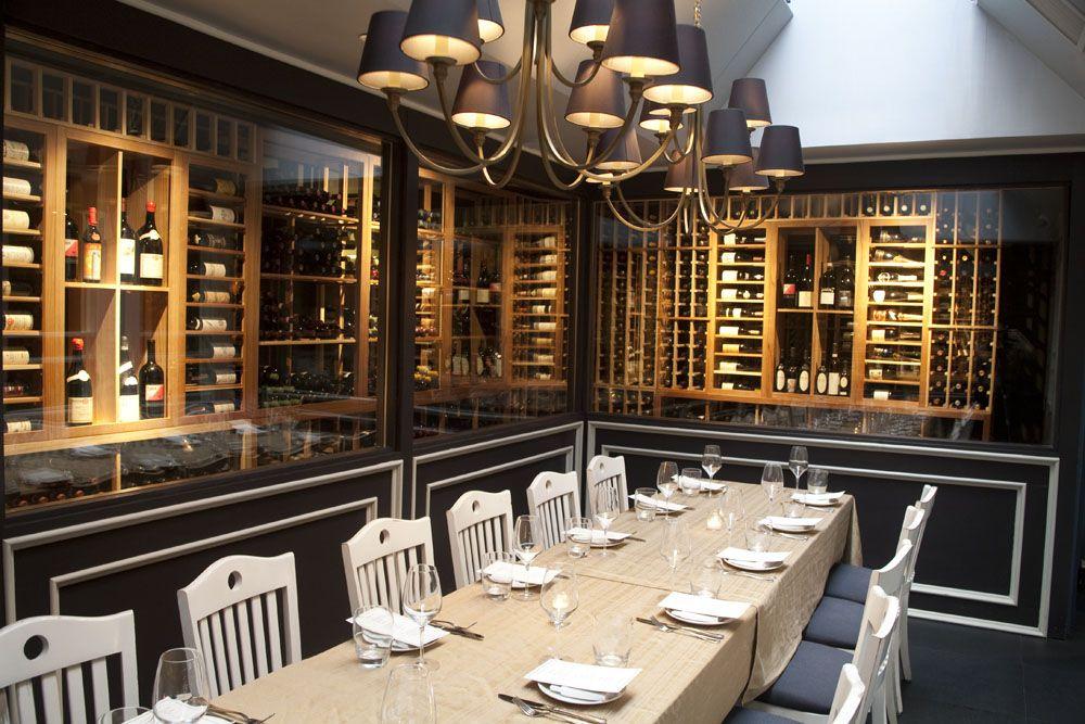 L Artusi West Village Wine Room Hands Down The Best
