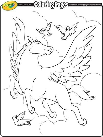 Color In Some Magic With This Coloring Page Crayola Coloring