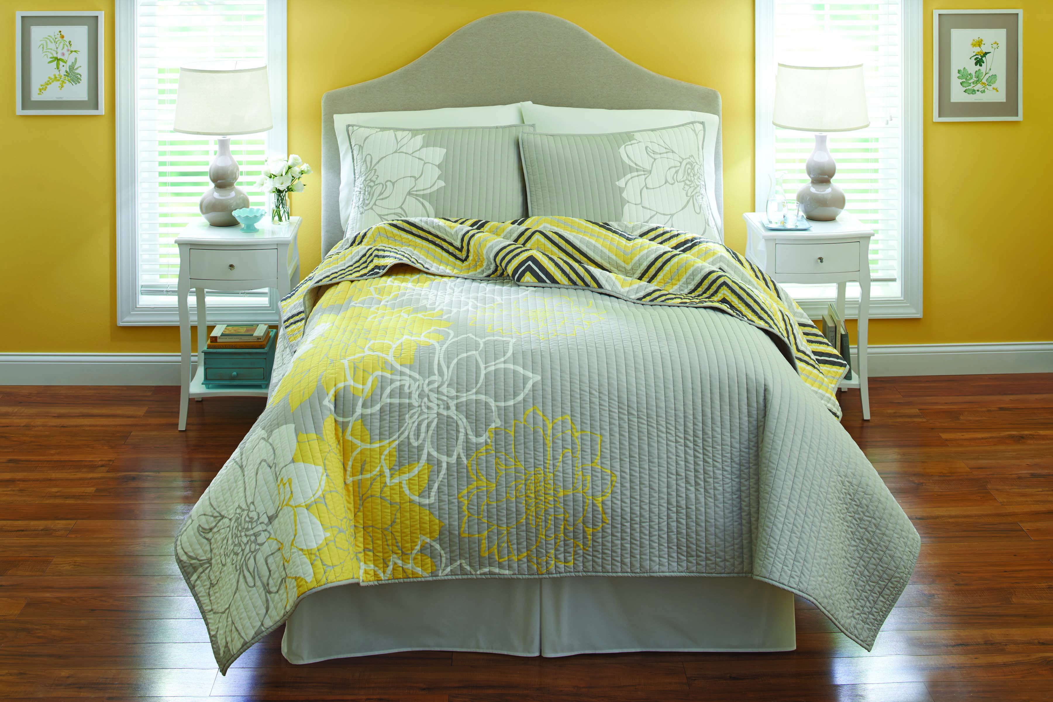 Update Your Bedroom With This Better Homes And Gardens Yellow
