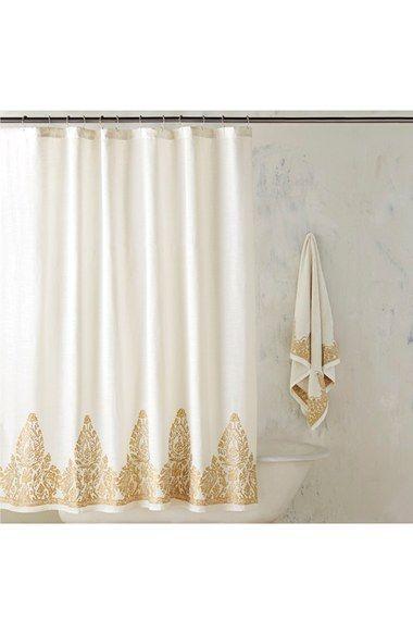 John Robshaw Nadir Shower Curtain Shower Curtain Curtains