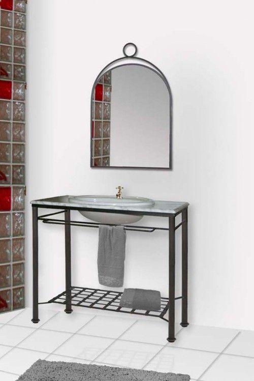 Muebles Lavabos de Forja : Modelo UNIVERSAL | Muebles de ...