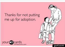 Weird And Hilarious Mother's Day E-Cards | Mothers, Card ...