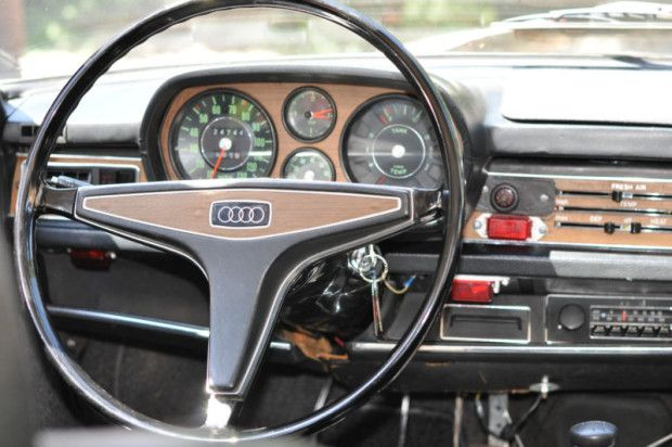 Four Ring Forefather 1972 Audi 100 Ls Audi 100 Audi Audi Cars
