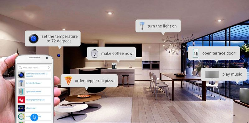 Shortcut\' App Brings Smartphone Voice Control to your Smart Home ...